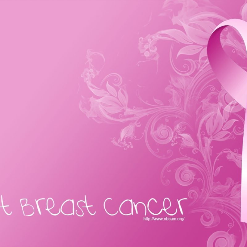 10 New Cute Breast Cancer Awareness Backgrounds FULL HD 1920x1080 For PC Background 2018