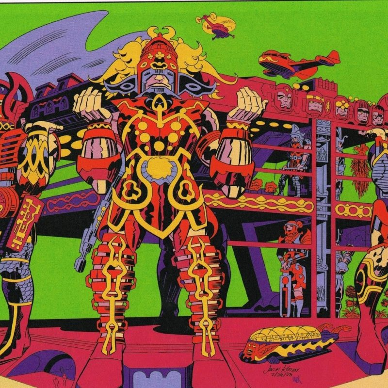 10 Top Jack Kirby New Gods Wallpaper FULL HD 1920×1080 For PC Background 2018 free download capns comics terminal of the godsjack kirby 800x800
