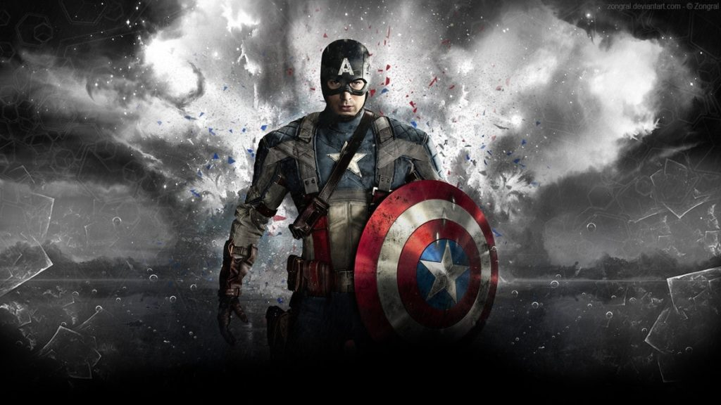 10 Latest Captain America Desktop Backgrounds FULL HD 1920×1080 For PC Background 2018 free download captain america civil war hd desktop wallpaper widescreen 1024x576