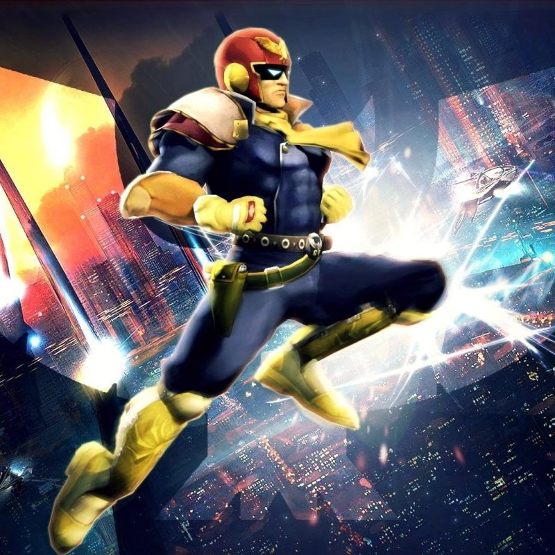 10 Best Captain Falcon Falcon Punch Wallpaper FULL HD 1920×1080 For PC Desktop 2018 free download captain falcon wallpaper 84 images 800x800