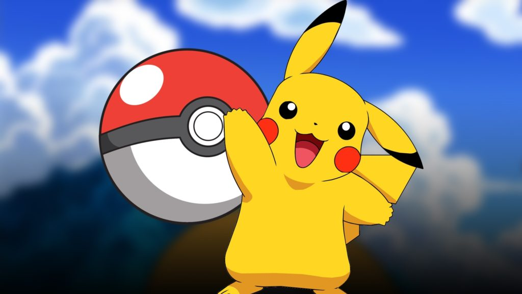 10 Latest Pics Of Pikachu The Pokemon FULL HD 1080p For PC Background 2018 free download catch a pikachu wearing a party hat in pokemon go for pokemon day 1024x576