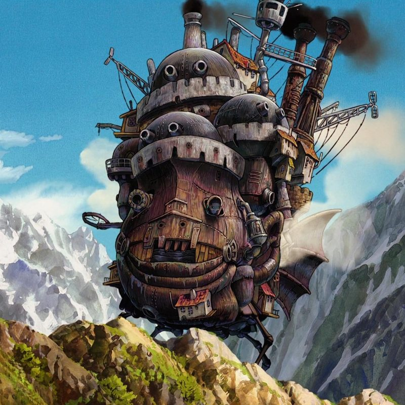 10 Best Studio Ghibli Wallpaper 1920X1080 FULL HD 1080p For PC Background 2021 free download celebrate the 75th birthday of hayao miyazaki with these 75 800x800