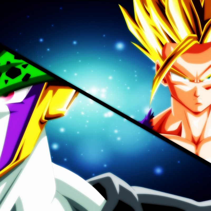 10 Latest Gohan Vs Cell Wallpaper FULL HD 1920×1080 For PC Desktop 2018 free download cell vs gohan fond decran and arriere plan 1600x900 id680804 800x800