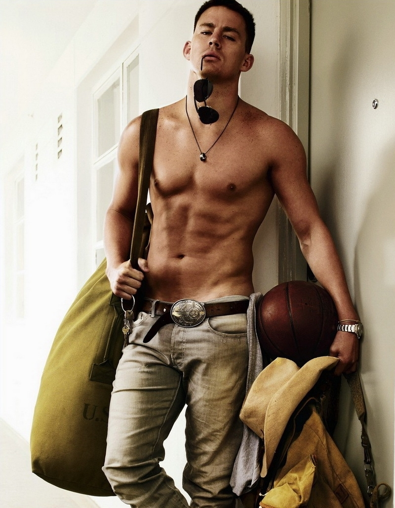 10 Best Channing Tatum Body Wallpaper FULL HD 1080p For PC Desktop
