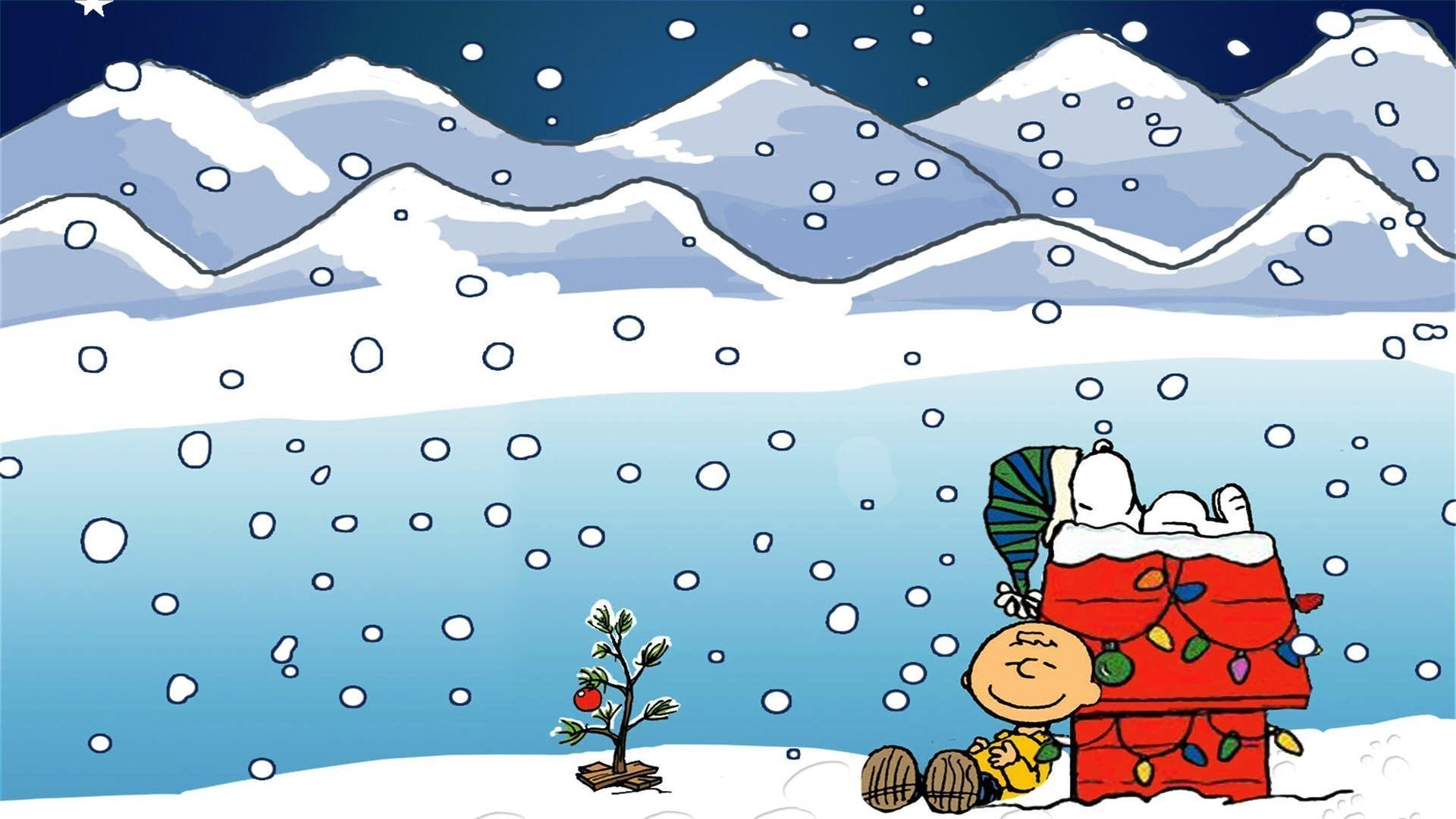 charlie brown christmas tree wallpapers - wallpaper cave
