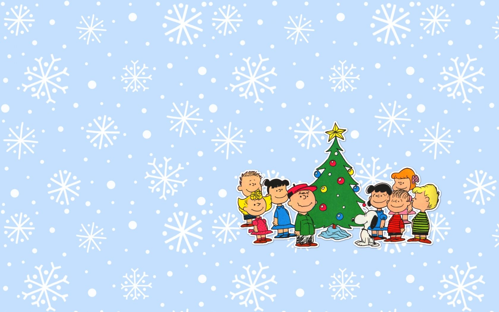 charlie brown christmas wallpaper background | backgrounds