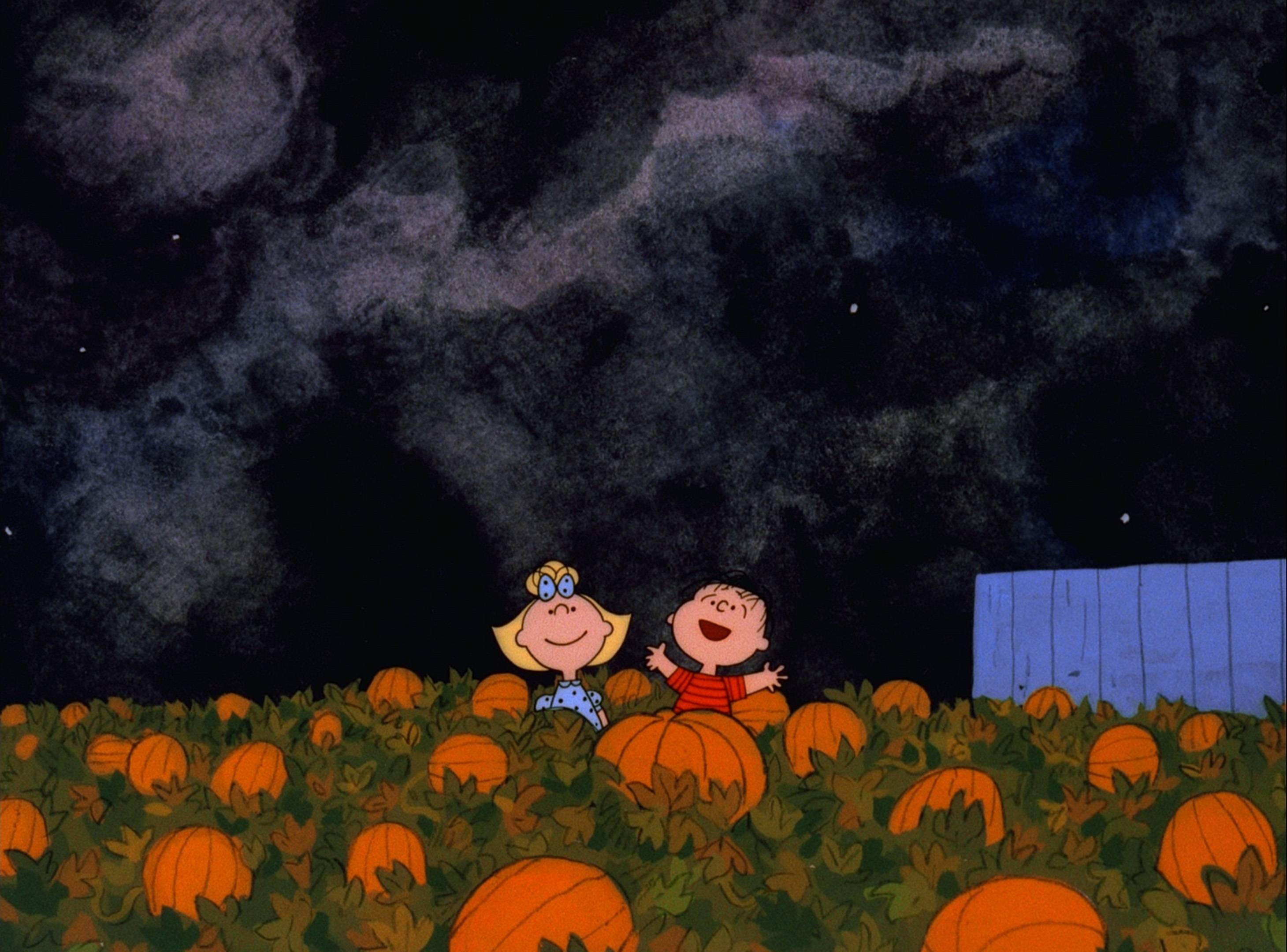 charlie brown halloween wallpaper 2 - media file | pixelstalk