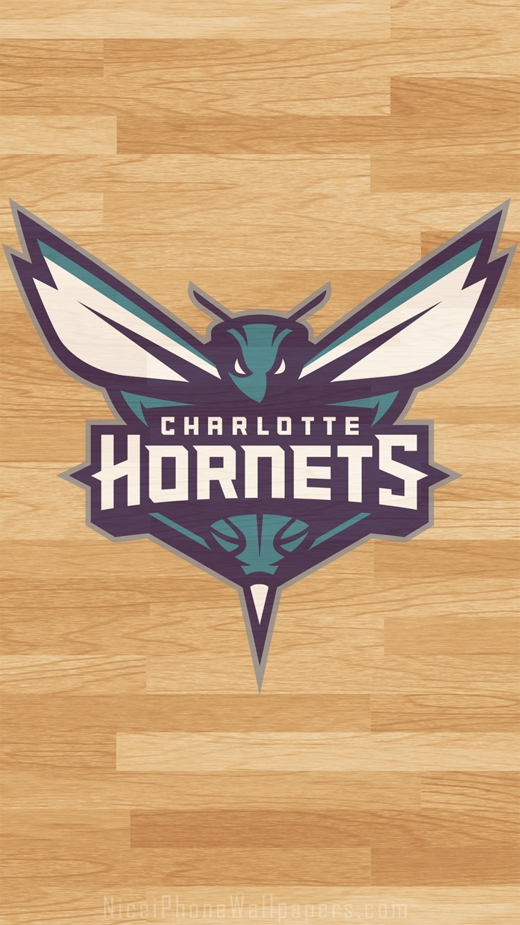charlotte hornets iphone 6/6 plus wallpaper and background