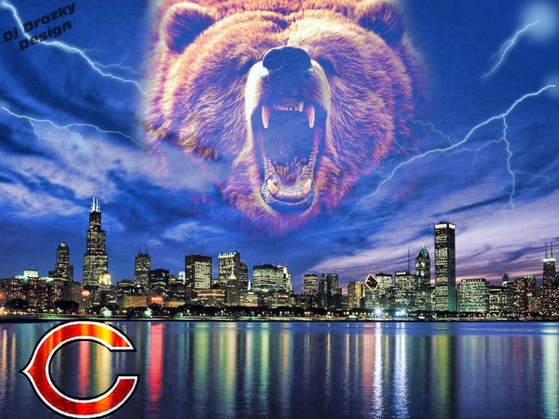 10 Most Popular Free Chicago Bears Wallpaper FULL HD 1080p For PC Desktop 2018 free download chicago bears 2018 wallpapers wallpaper cave 800x600