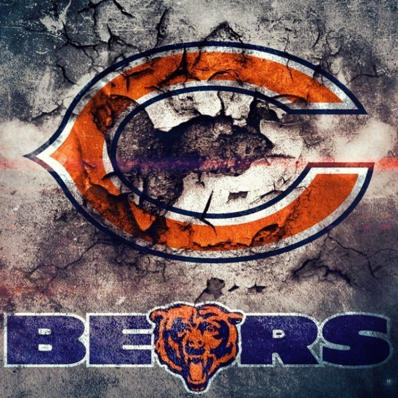 10 Top Chicago Bears Desktop Wallpaper FULL HD 1080p For PC Background 2018 free download chicago bears desktop wallpaper wallpapers browse hd wallpapers 3 800x800