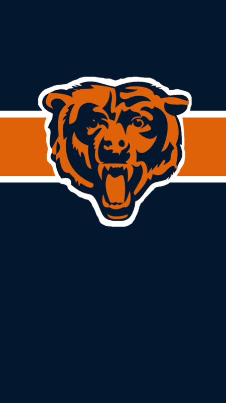 10 Most Popular Free Chicago Bears Wallpaper FULL HD 1080p For PC Desktop 2018 free download chicago bears iphone wallpapers pixelstalk 1 450x800