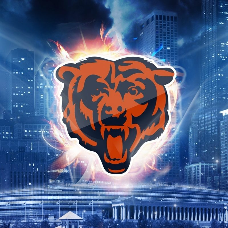 10 Most Popular Chicago Bears Hd Wallpaper FULL HD 1080p For PC Desktop 2018 free download chicago bears logo wallpapers wallpapers new hd wallpapers 800x800