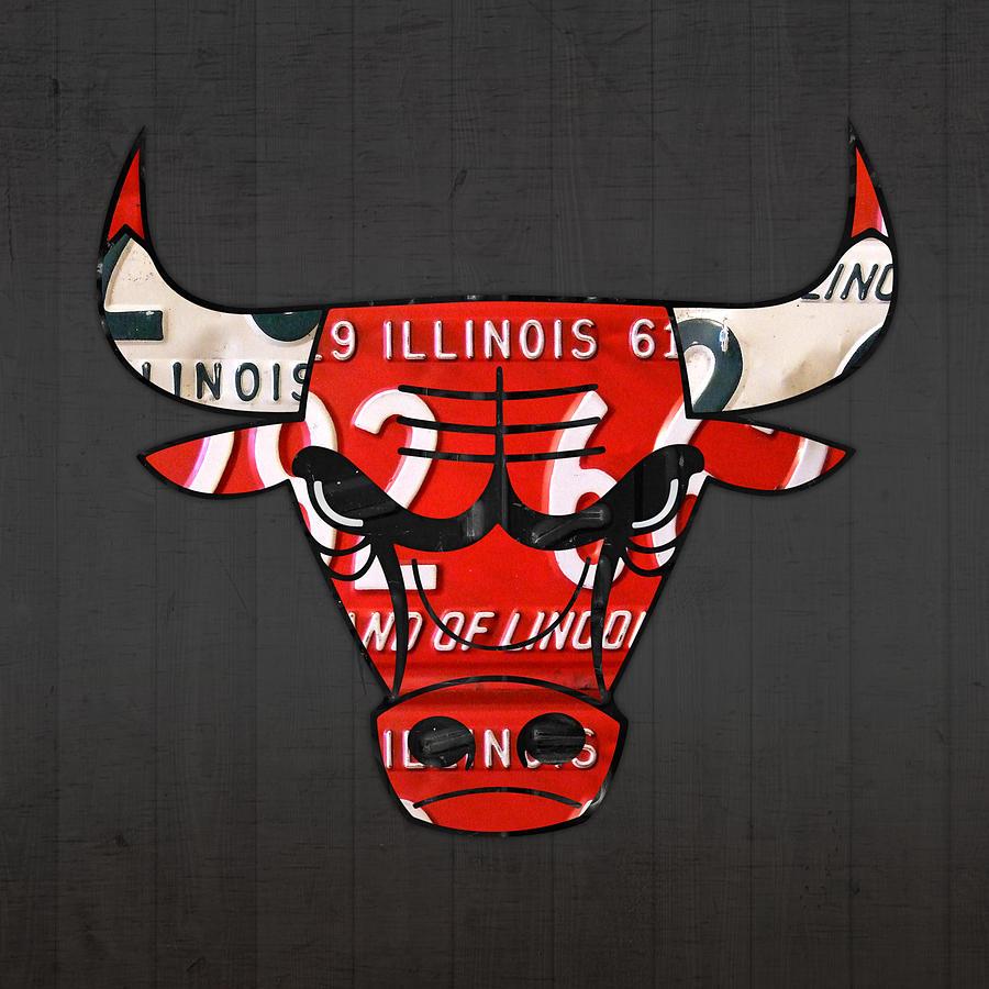 chicago bulls basketball logos
