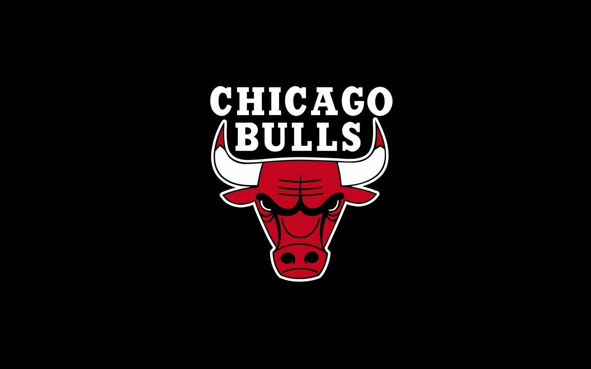 chicago bulls logo wallpapers - wallpaper cave