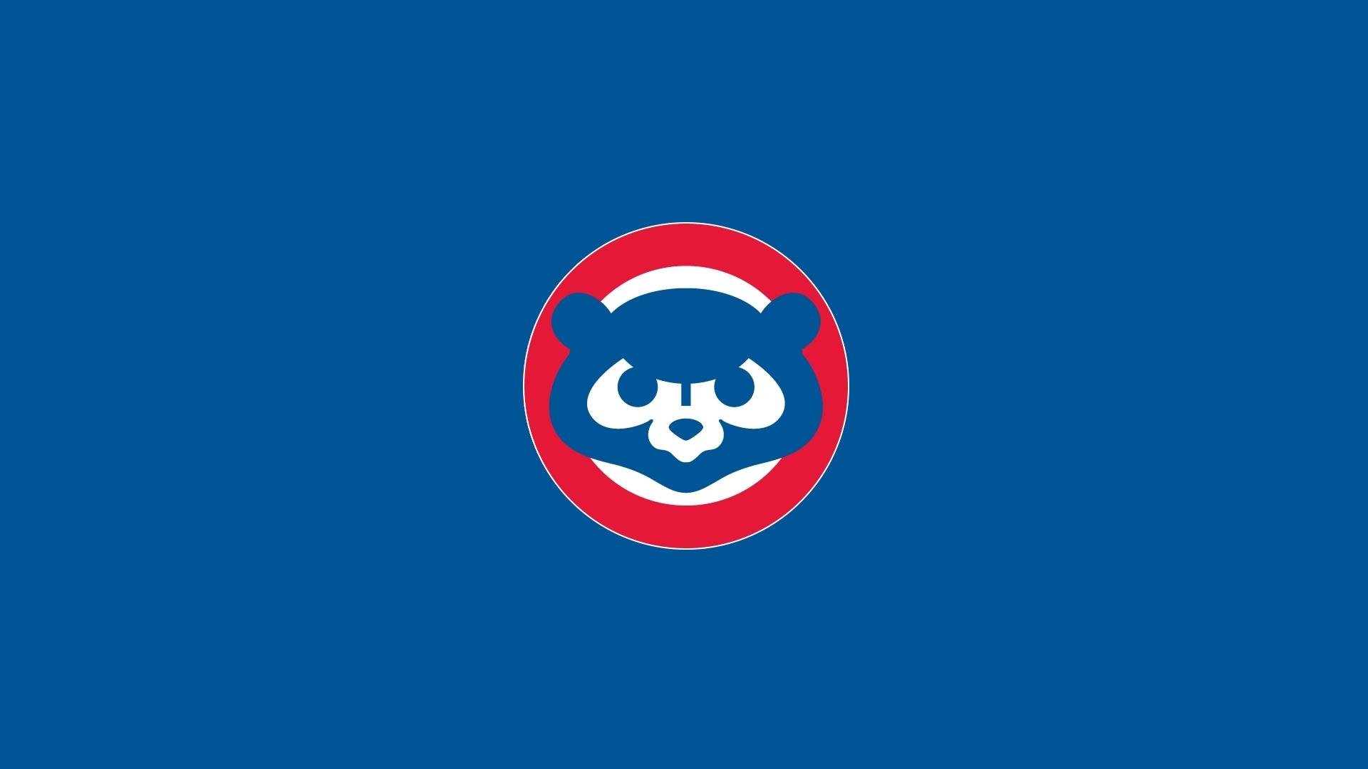 chicago cubs logo desktop wallpaper 50381 1920x1080 px
