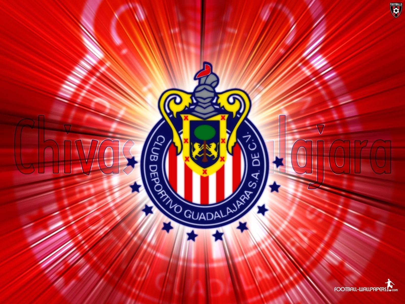 chivas guadalajara wallpaper #5 - football wallpapers