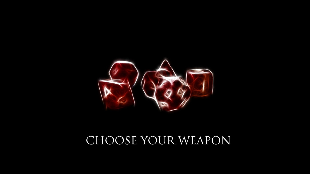 choose your weapon 1920x1080 hd wallpapertherierie on deviantart