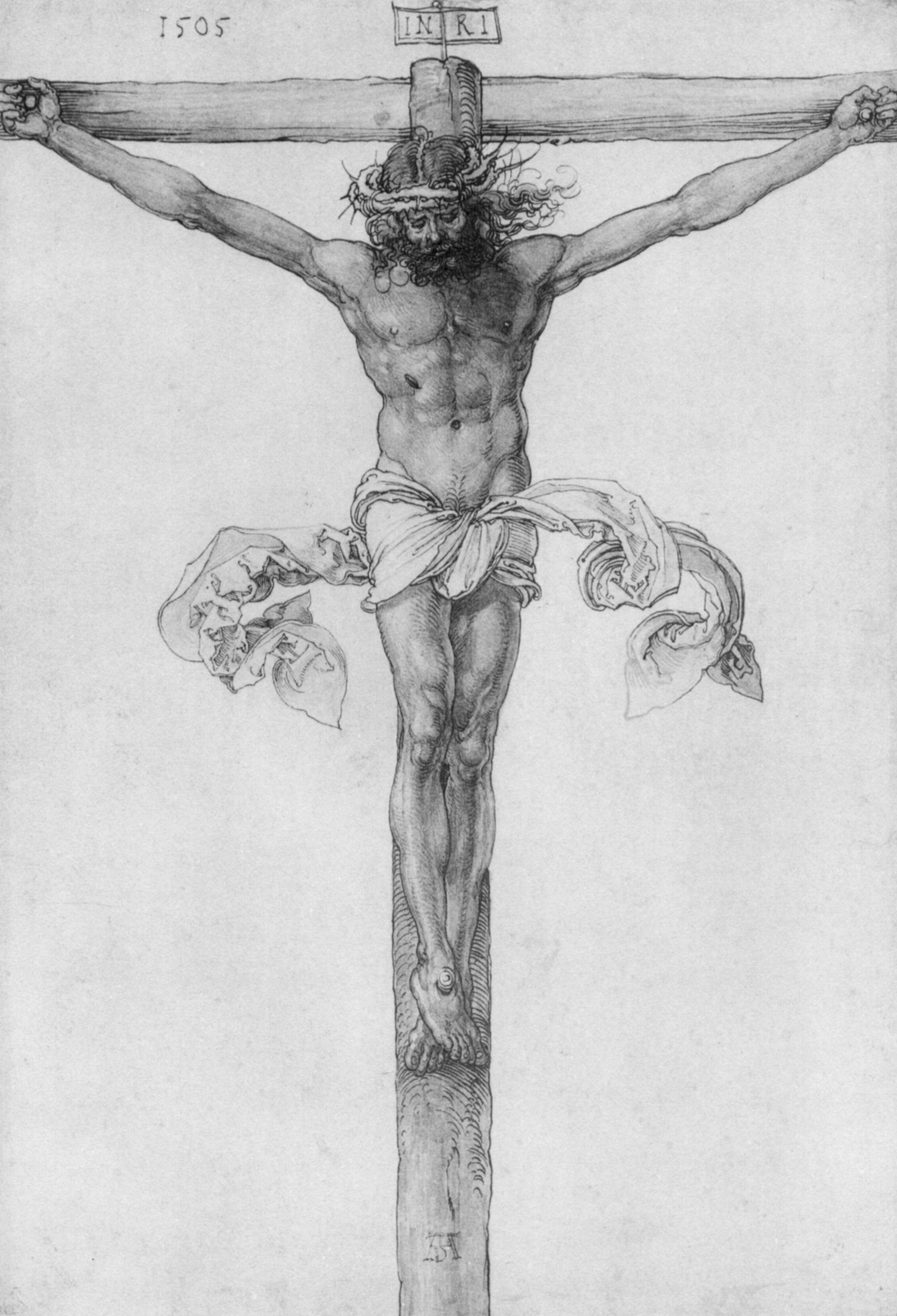 christ bearing his cross - martin schongauer - wikiart