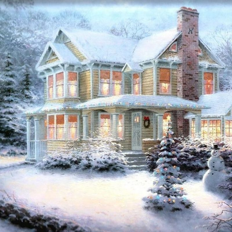 10 New Christmas Winter Scenes Wallpaper FULL HD 1080p For PC Background 2018 free download christmas art 05 christmas winter scenes wallpaper image art 800x800