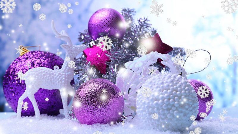 10 Best Purple Christmas Wallpaper Desktop FULL HD 1920×1080 For PC Background 2018 free download christmas balls wallpaper hd christmas wallpapers for mobile and 800x450