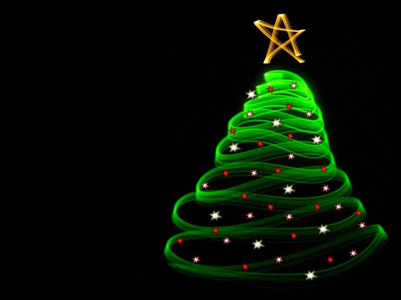 10 Most Popular Animated Christmas Tree Wallpapers FULL HD 1920×1080 For PC Desktop 2020 free download christmas cartoons green christmas tree wallpapers decorated 800x600