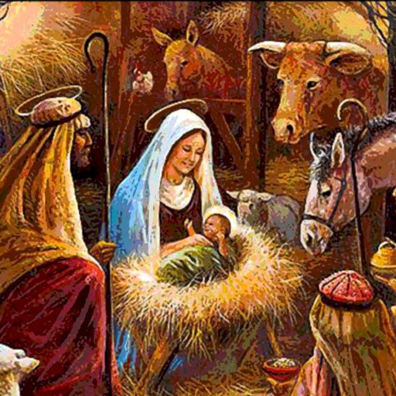 10 Latest Images Of Jesus Birth FULL HD 1080p For PC Background 2018 free download christmas morning joy in jesus birth hd youtube 800x800