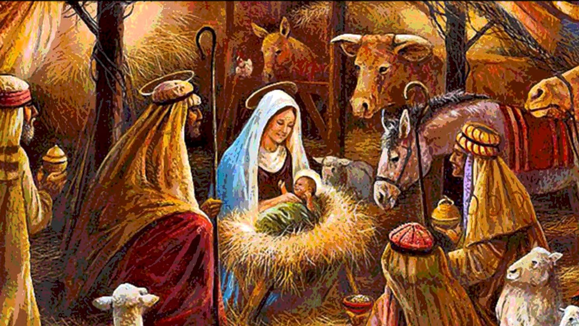 christmas morning joy in jesus birth hd - youtube