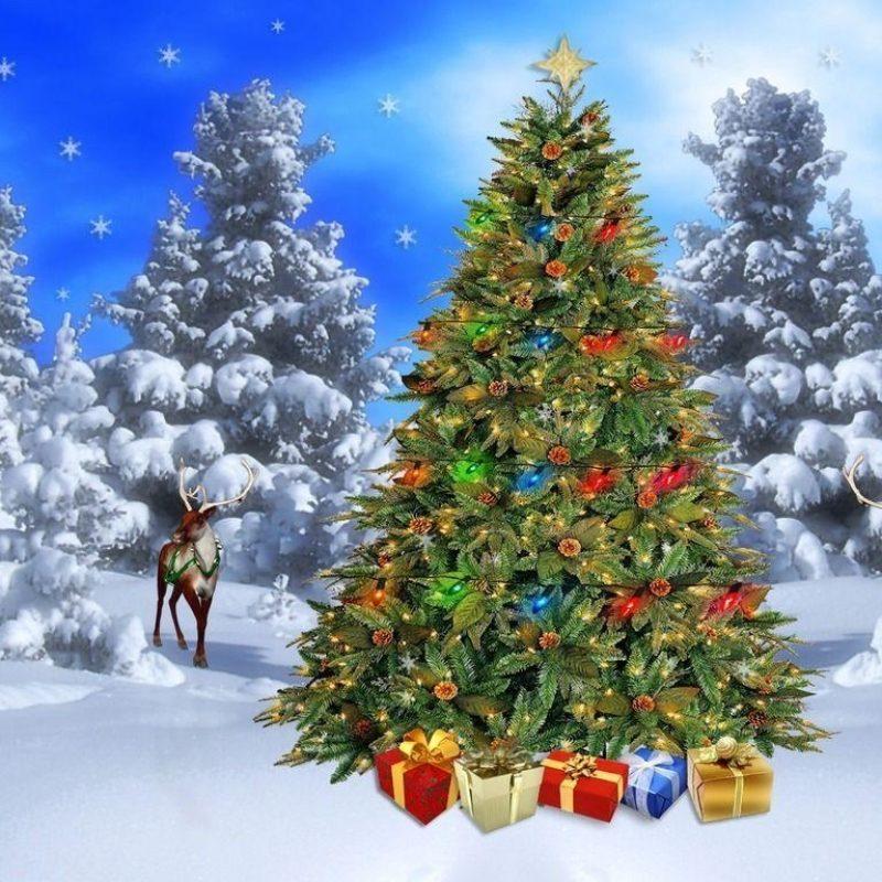 10 New Christmas Scenes For Desktop FULL HD 1080p For PC ...