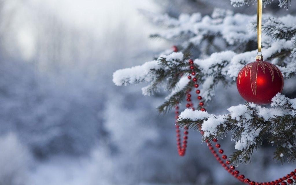 10 Latest Christmas Snow Hd Wallpaper FULL HD 1920×1080 For PC Background 2018 free download christmas tree balls snow winter desktop wallpaper 1024x640