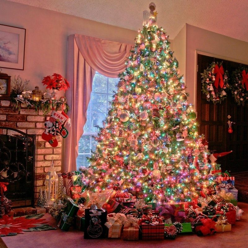 10 Best Christmas Tree Pictures For Desktop FULL HD 1920×1080 For PC Desktop 2018 free download christmas tree wallpaper backgrounds wallpaper cave 800x800
