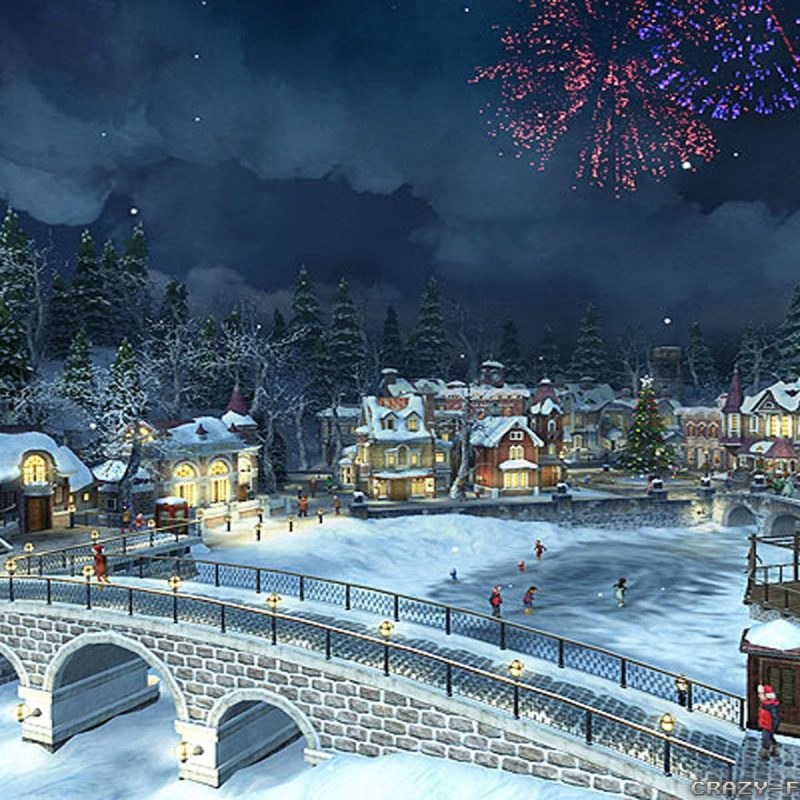 10 New Christmas Town Desktop Wallpaper FULL HD 1920×1080 For PC Background 2018 free download christmas village wallpapers crazy frankenstein 800x800