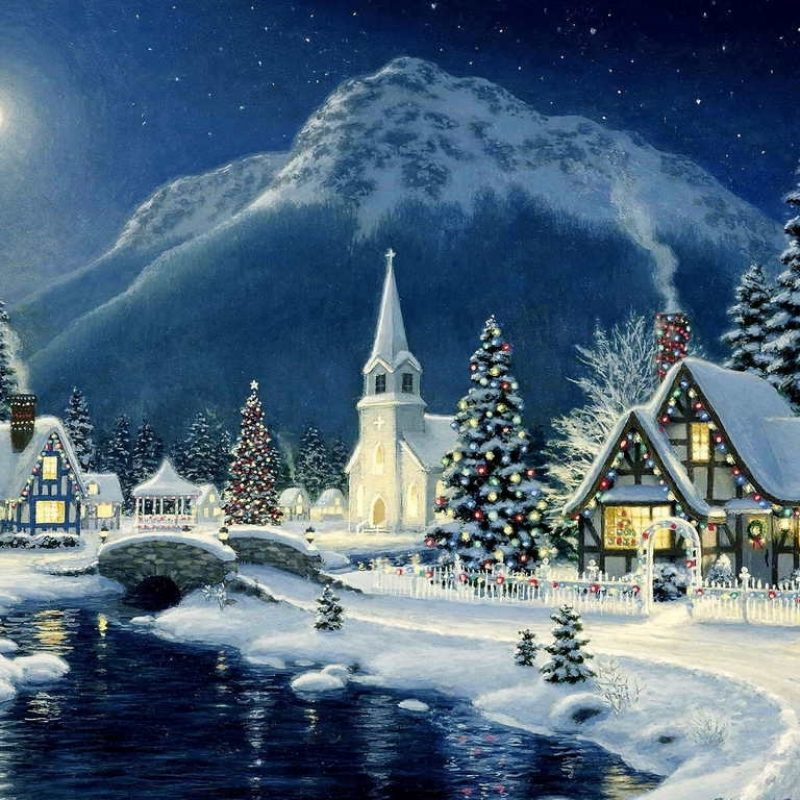 10 New Christmas Town Desktop Wallpaper FULL HD 1920×1080 For PC Background 2018 free download christmas village wallpapers wallpaper cave 800x800