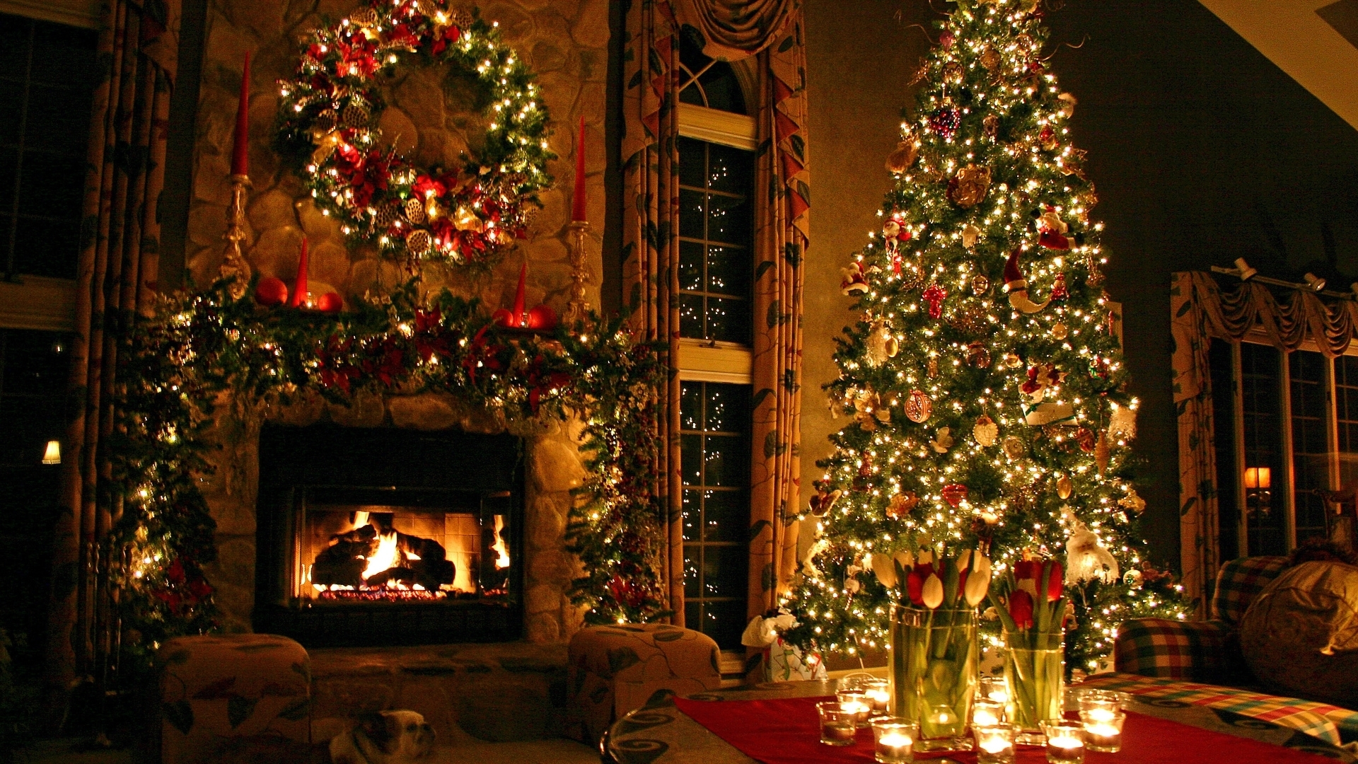 christmas wallpapers hd 1080p gallery (66+ images)