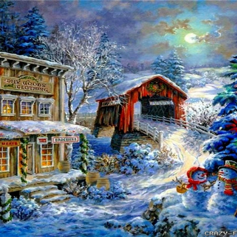 10 new christmas scenes for desktop full hd 1080p for pc background