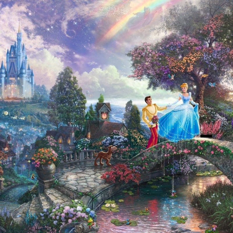 10 Latest Thomas Kinkade Disney Dreams Collection Wallpaper FULL HD 1080p For PC Background 2018 free download cinderella wishes upon a dream thomas kinkade walt disney 800x800
