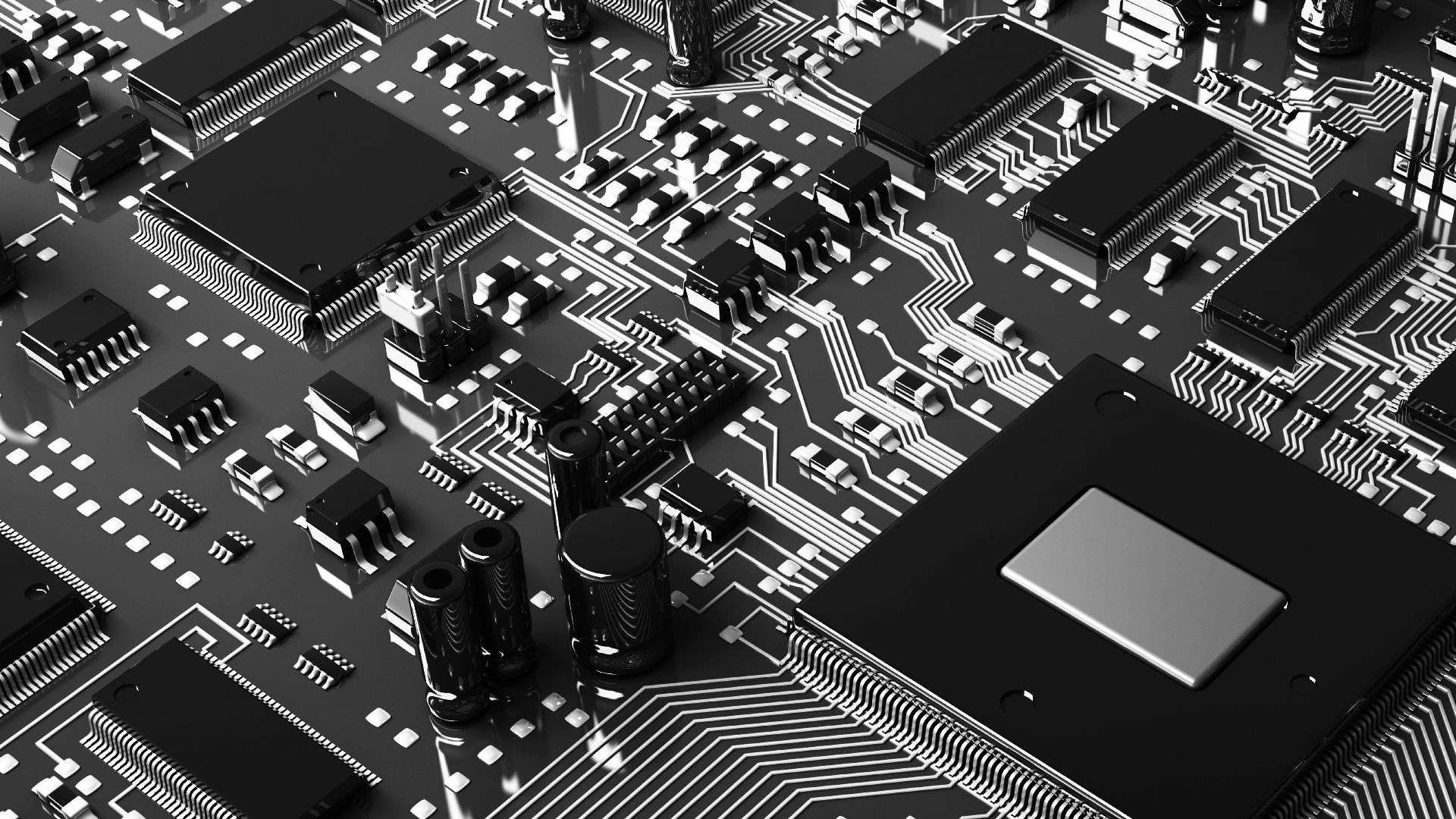 10 Best Circuit Board Wallpaper Hd FULL HD 1080p For PC Background