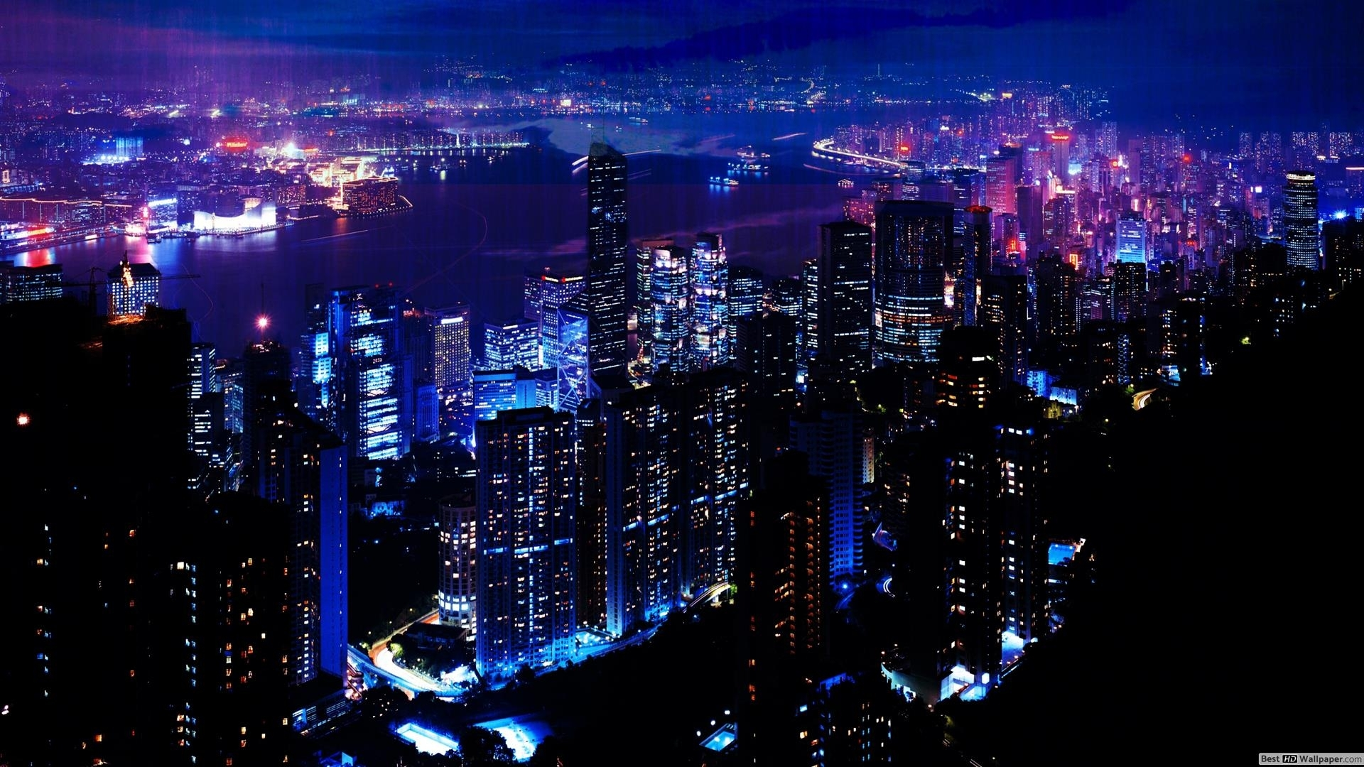 city night hd wallpaper download