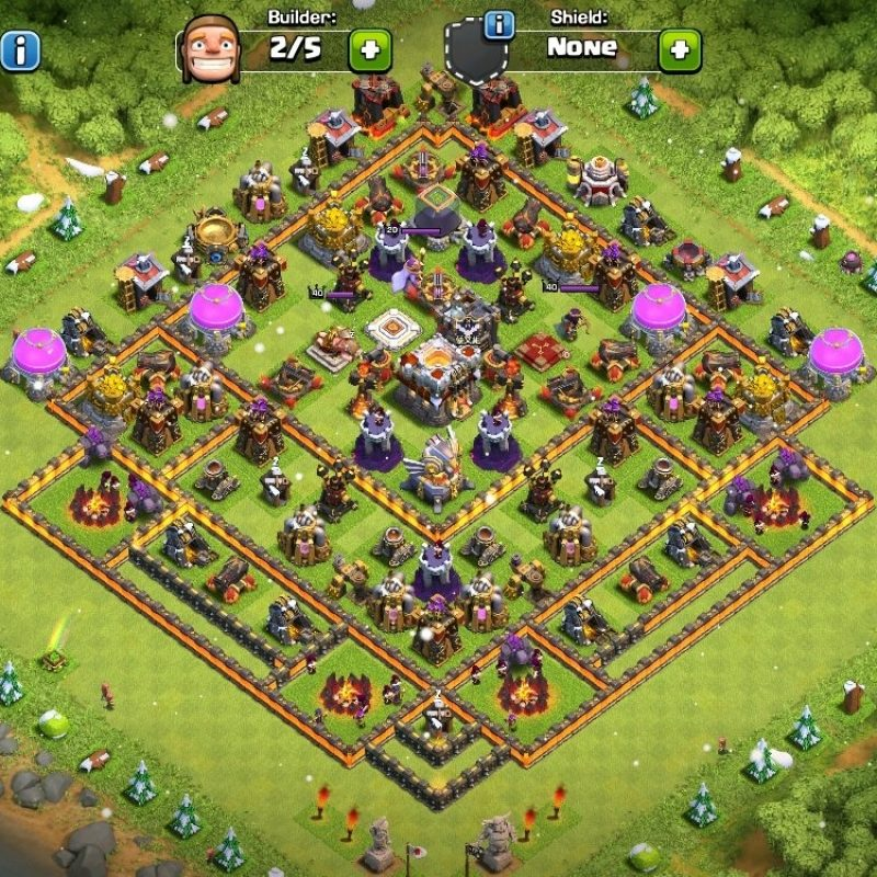 10 Top Clash Of Clans Pic FULL HD 1080p For PC Background 2020 free download clash of clans desormais interdit dans un pays clash of clans 2 800x800