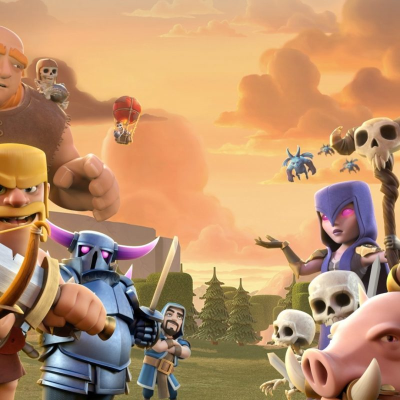 10 Most Popular Clash Of Clans Hd Wallpapers FULL HD 1080p For PC Background 2018 free download clash of clans e29da4 4k hd desktop wallpaper for 4k ultra hd tv 2 800x800