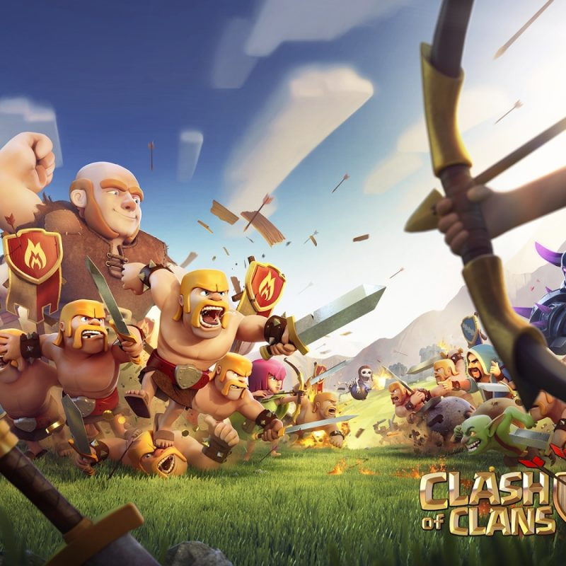 10 Best Clash Of Clan Photos FULL HD 1920×1080 For PC Background 2018 free download clash of clans est il un free to play qui vaut le coup 1 800x800
