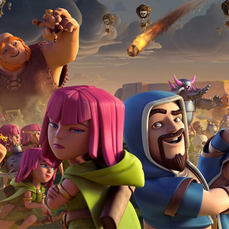 10 Latest Clash Of Clans Wall Paper FULL HD 1080p For PC Background 2018 free download clash of clans full hd fond decran and arriere plan 1920x1080 1 800x800