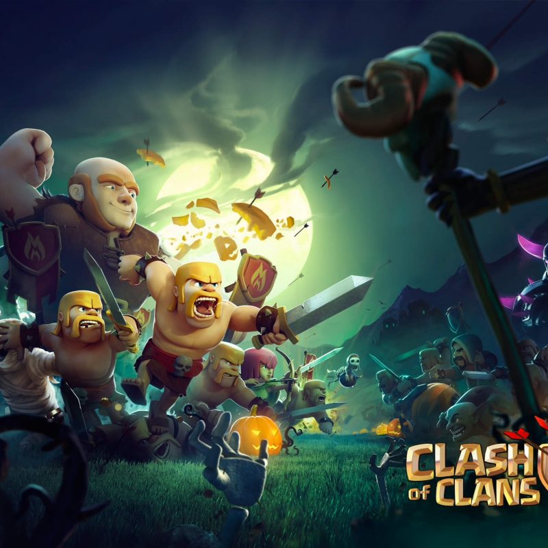 10 Most Popular Clash Of Clans Hd Wallpapers FULL HD 1080p For PC Background 2018 free download clash of clans hd desktop wallpaper game pinterest hd desktop 800x800