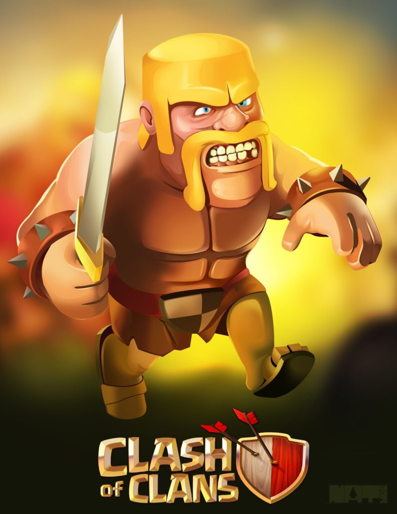 10 Best Clash Of Clans Wallpapers Hd FULL HD 1080p For PC Background 2018 free download clash of clans hd iphone 792x1024