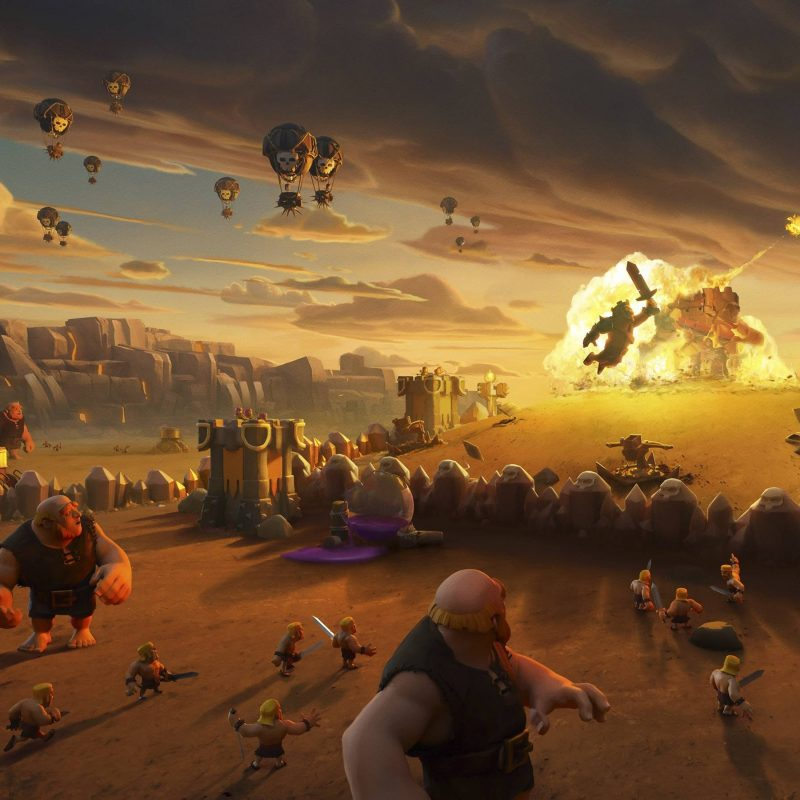 10 Latest Clash Of Clans Wall Paper FULL HD 1080p For PC Background 2018 free download clash of clans hd wallpaper 1111 welcome to planmygame 800x800
