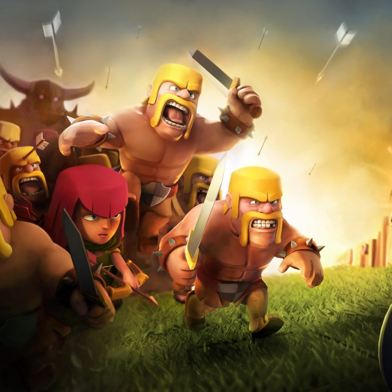 10 Most Popular Clash Of Clans Hd Wallpapers FULL HD 1080p For PC Background 2018 free download clash of clans hd wallpapers clash of clans land 800x800