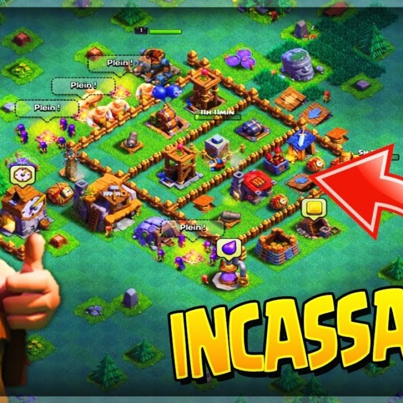 10 Best Clash Of Clan Photos FULL HD 1920×1080 For PC Background 2018 free download clash of clans le meilleur village defensif des ouvriers youtube 800x800