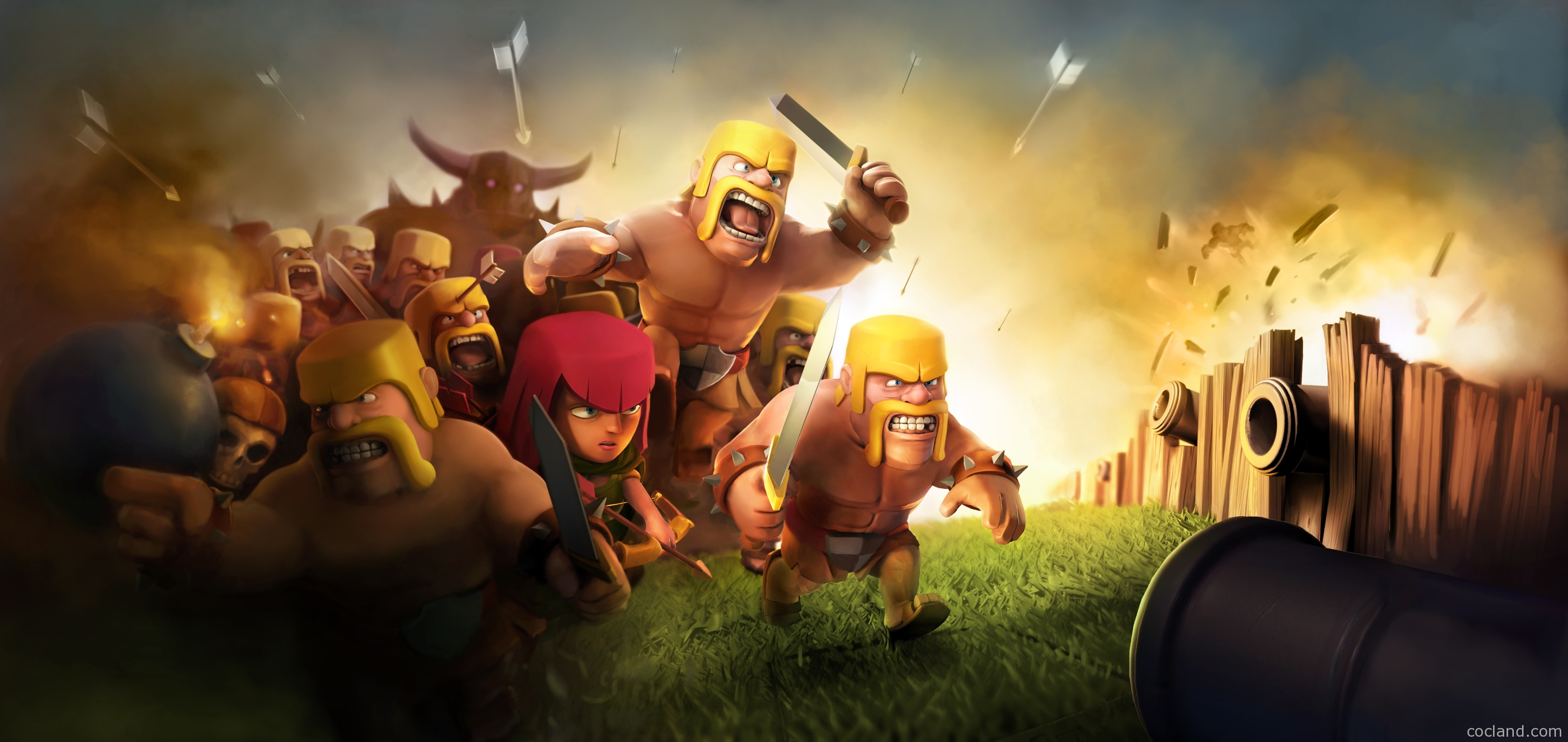 clash of clans wallpapers | best wallpapers