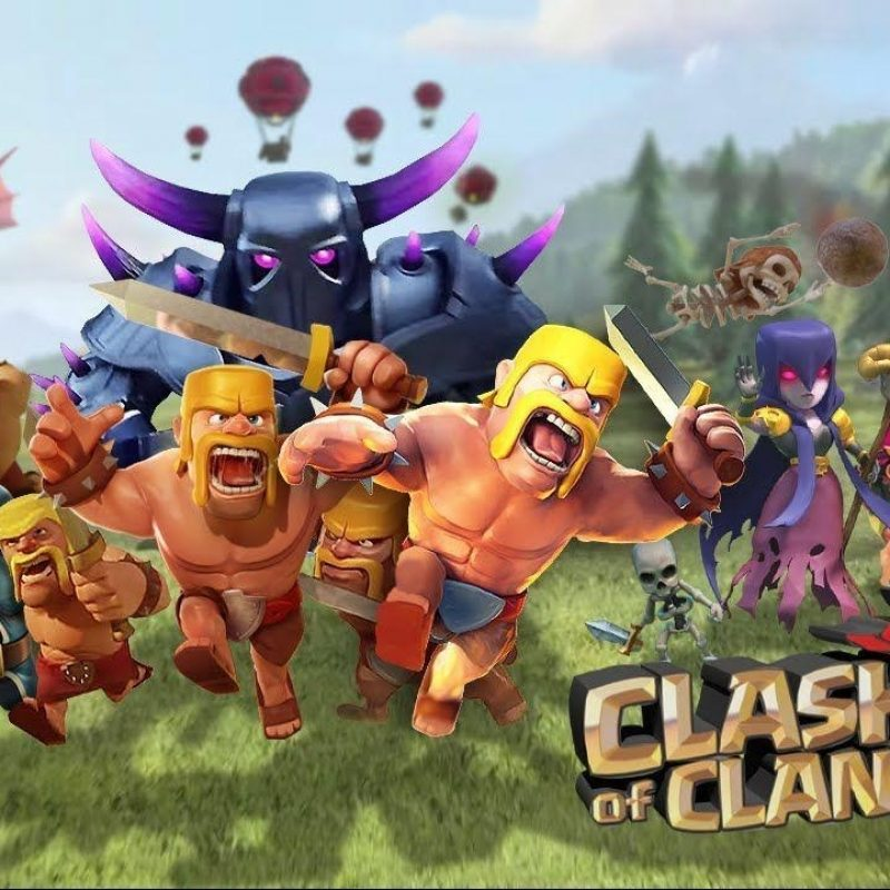 10 Latest Clash Of Clans Wall Paper FULL HD 1080p For PC Background 2018 free download clash of clans wallpapers wallpaper cave 800x800