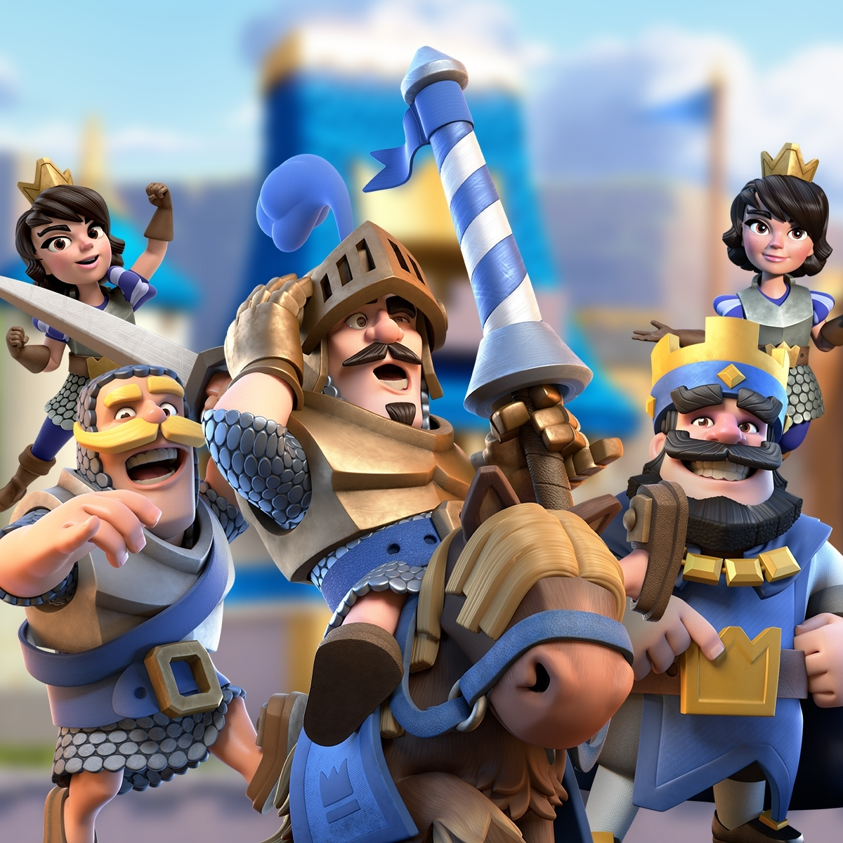 10 New Images Of Clash Royale FULL HD 1080p For PC ...