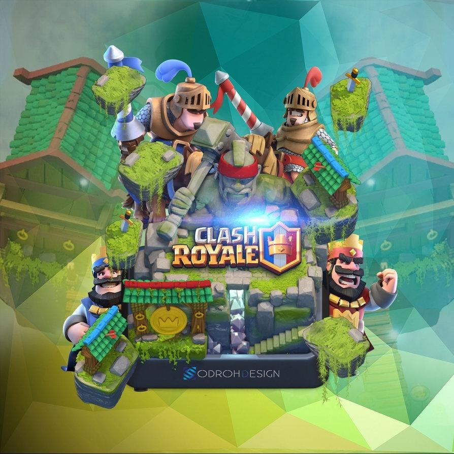 clash royale wallapaper phone 2sodroh on deviantart